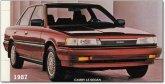 Второе поколение Toyota Camry
