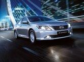 Новая Toyota Camry. Презентация на Столичном Автошоу 2011