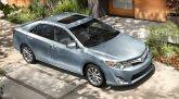 Краткий обзор автомобиля Toyota Camry 2012